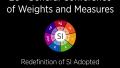 Nuovi pesi, nuove misure, si cambia dal 2019